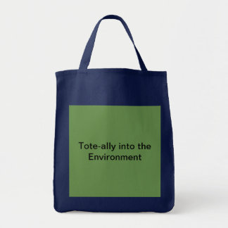 Environment Grocery Tote