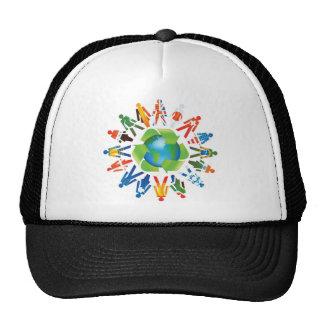 Environmental Awareness Cap