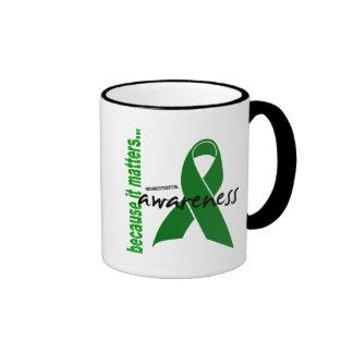 Environmental Awareness Ringer Mug