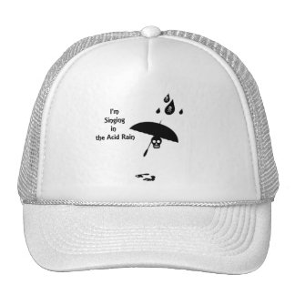 Environmental Comedy Hat