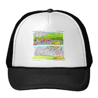 Environmental Concerts Funny Cards Tees & Gifts Cap