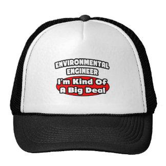 Environmental Engineer ... Big Deal Hat