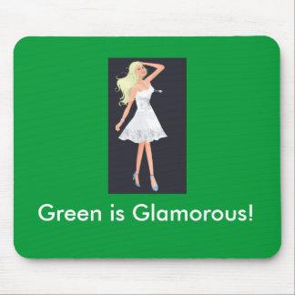 Environmental Fashion Mousepad