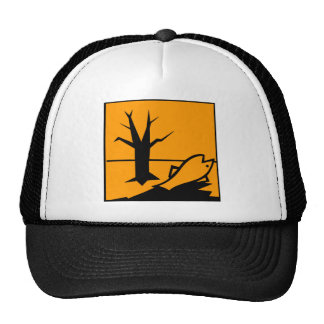 Environmental Hazard Symbol Cap