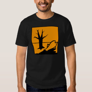 Environmental Hazard Symbol Tshirt