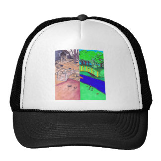 Environmental Opposites Cap