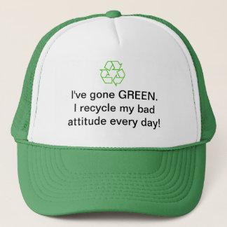 Environmental Recycling Hat