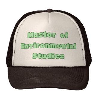 Environmental Studies Cap