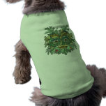 Environmental Tree Hugger Dog T-shirt