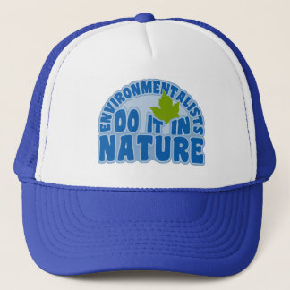 Environmentalist hat - choose color