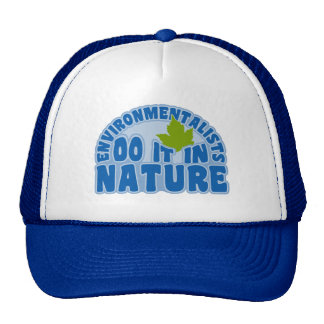 Environmentalist hat - choose color