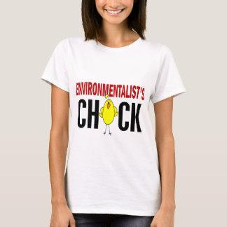 Environmentalist's Chick T-Shirt