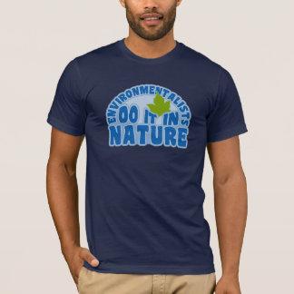Environmentalist shirt - choose style & color
