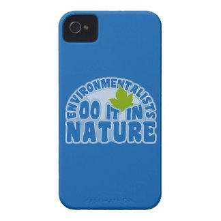 Environmentalists Blackberry Bold case