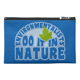 Environmentalists custom accessory bags