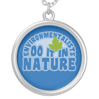 Environmentalists necklace