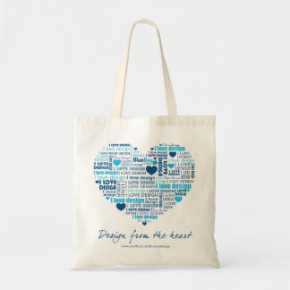 Environmentally friendly bag for design addicts!