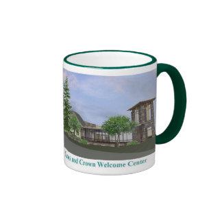 Envision Cross & Crown Welcome Center Ringer Mug