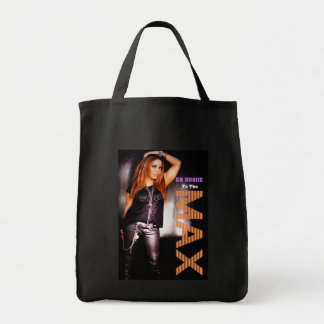 EnVogue To The Max Tote Grocery Tote Bag
