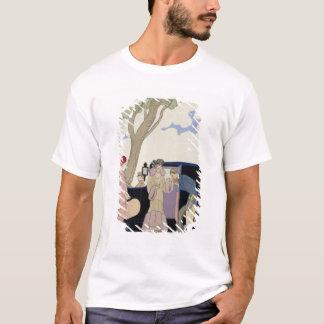 Envy, 1914 (pochoir print) T-Shirt