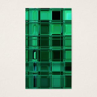 Envy Green Pattern Mosaic Tile Art