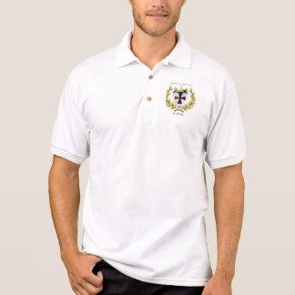 EOC christ has returned Polo shirt white