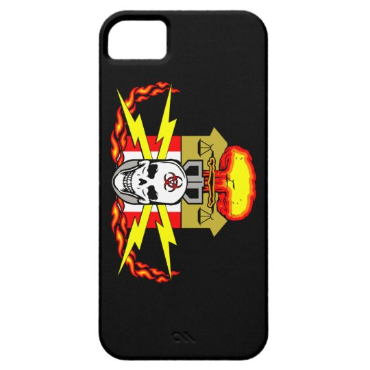 EOD Bomb Squad phone case