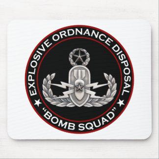 "EOD Master ""Bomb Squad"" Mouse Pad"