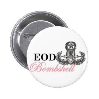 eod master bombshell 6 cm round badge
