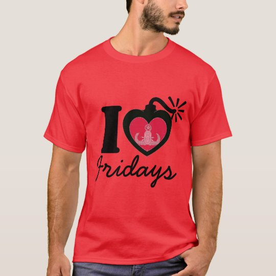 EOD Red Friday T-Shirt