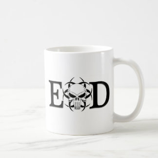EOD skull Coffee Mug