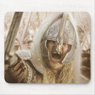 Eomer with Helmet Mouse Pad