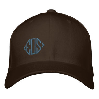 EOS HAT EMBROIDERED BASEBALL CAP