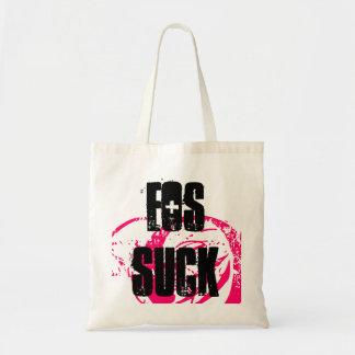 EOS SUCK bag