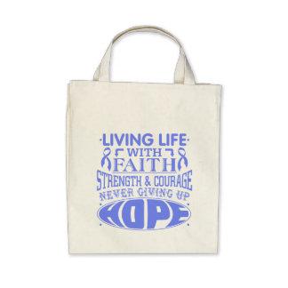 Eosinophilic Disorders Living Life with Faith Bag