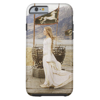 Eowyn on Castle Steps Tough iPhone 6 Case