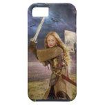 Eowyn Raises Sword iPhone 5 Case