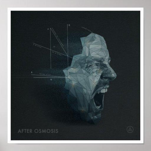 EP artwork print