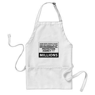 EPA Kills Millions Aprons