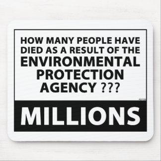 EPA Kills Millions Mouse Pad