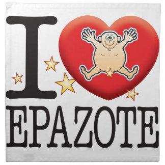 Epazote Love Man Napkin