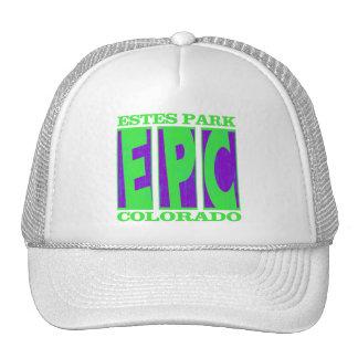 EPC ESTES PARK COLORADO TRUCKER HAT