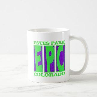 EPC ESTES PARK COLORADO MUG