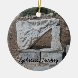Ephesus, Turkey Christmas Ornament