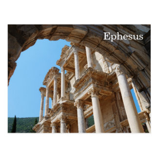 Ephesus, Turkey Postcard