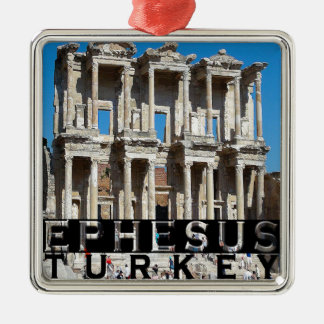 Ephesus Turkey Souvenir Christmas Ornament