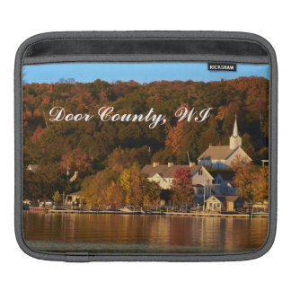 Ephraim, Wisconsin at Sunset iPad Sleeve