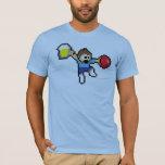 Epic 8-Bit Social Dodgeball T-Shirt