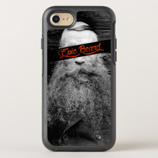 Epic beard OtterBox symmetry iPhone 7 case