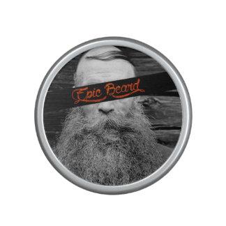 Epic beard speaker